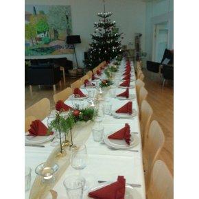 Julen 2017 på Hospice Sydfyn