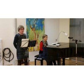 Kirsten Lockhart og Hanne Charlotte Hansen